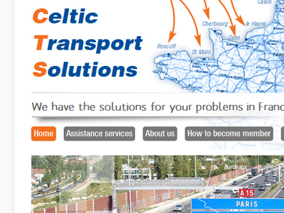 Celtic Transport Solutions : assitance transporteurs en France